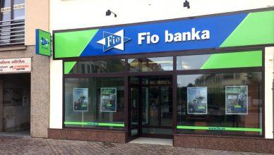nová pobočka fio banky